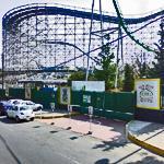 Montaña Rusa Roller Coaster