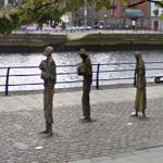 Memorial to the Great Famine by Rowan Gillespie