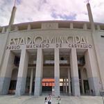 Estádio Municipal Paulo Machado de Carvalho (Pacaembu)
