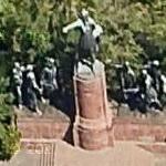 Lajos Kossuth's statue