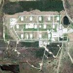 Big Hill Strategic Petroleum Reserve (Google Maps)