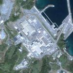 Onagawa Nuclear Power Plant (Google Maps)
