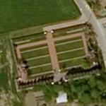 Belgian Military Cemetery Sint-Margriete-Houtem (Google Maps)