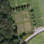 French National Cemetery Carnieres (Google Maps)