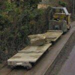 Chilmark Quarries Tram (StreetView)
