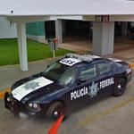 Policía Federal (StreetView)