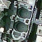 Benghazi Cathedral (Google Maps)