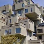 Habitat 67 (StreetView)