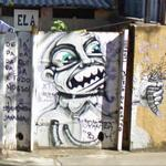 Graffiti wall (StreetView)