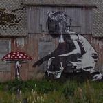 Graffiti by Dolk and Pøbel