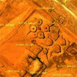 Archaelogical Ruins near Baghdad? (Google Maps)