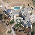 Yuri Milner's house (Google Maps)