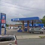 Obama Gas Station (StreetView)