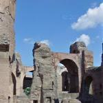 Baths of Caracalla (StreetView)