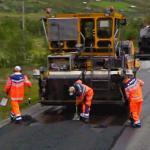 New asphalt
