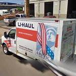 U-Haul Truck - United We Stand (StreetView)