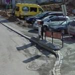 Trampe bicycle lift (StreetView)
