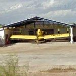 Crop dusters parked (StreetView)