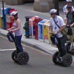 Segway riders (StreetView)