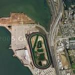Golden Gate Fields Racetrack (Google Maps)
