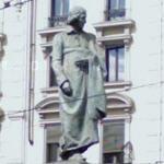 Giuseppe Parini monument