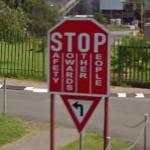 STOP - Safety Towards Other People (StreetView)