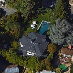 Mark Zuckerberg's house (Google Maps)