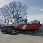 Canadian Coast Guard Cutter Vakta (StreetView)