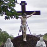 Crucifiction Scene (StreetView)