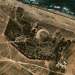 Ancient Roman City of Leptis Magna (Google Maps)