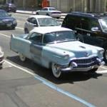 1955 Cadillac Sixty Special Fleetwood (StreetView)