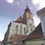 Biserica Neagra - Black Church, Europe's easternmost gothic church (StreetView)