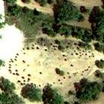 Almendres Cromlech (Google Maps)
