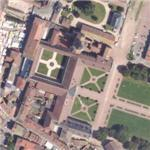 Cluny Abbey (Google Maps)