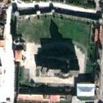 Fortified orthodox cathedral (Google Maps)