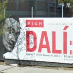 """Dali: The Late Work"" Exhibit (8/7/10-1/9/11) (StreetView)"