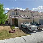 "TLC's ""Sister Wives"" : Janelle Brown's Las Vegas home (StreetView)"
