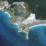 Maho Beach (Google Maps)
