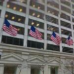 4 US Flags (StreetView)