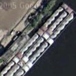 Grain barges