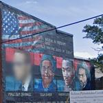 """We Who Believe in Freedom Cannot Rest"" (StreetView)"