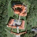 Bouzov Castle (Google Maps)