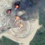 4 Oilfield Flares (Google Maps)