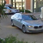 BMW 7 series (F02) and Rolls Royce