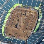 AMA Supercross event at Everbank Field