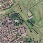 Berwick-upon-Tweed ramparts (Google Maps)