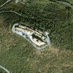 Frontone castle (Google Maps)