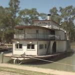 Paddle Steamer Gem (StreetView)