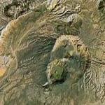 Volcano Nabro (Google Maps)