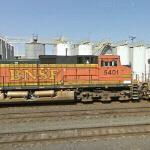 BNSF 5401